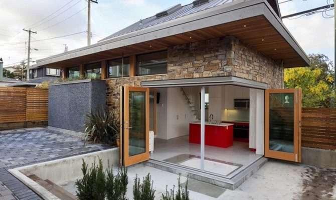 Modern Laneway Home Vancouver