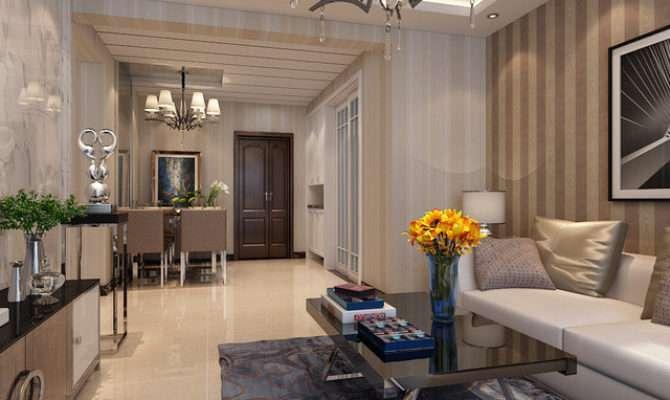 Modern Living Room Victorian House