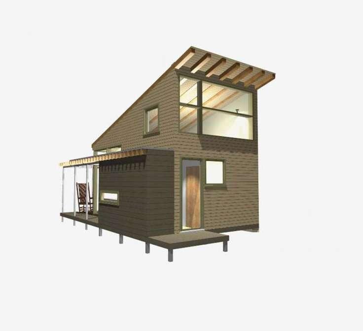 Modern Loft Style Floor Plans