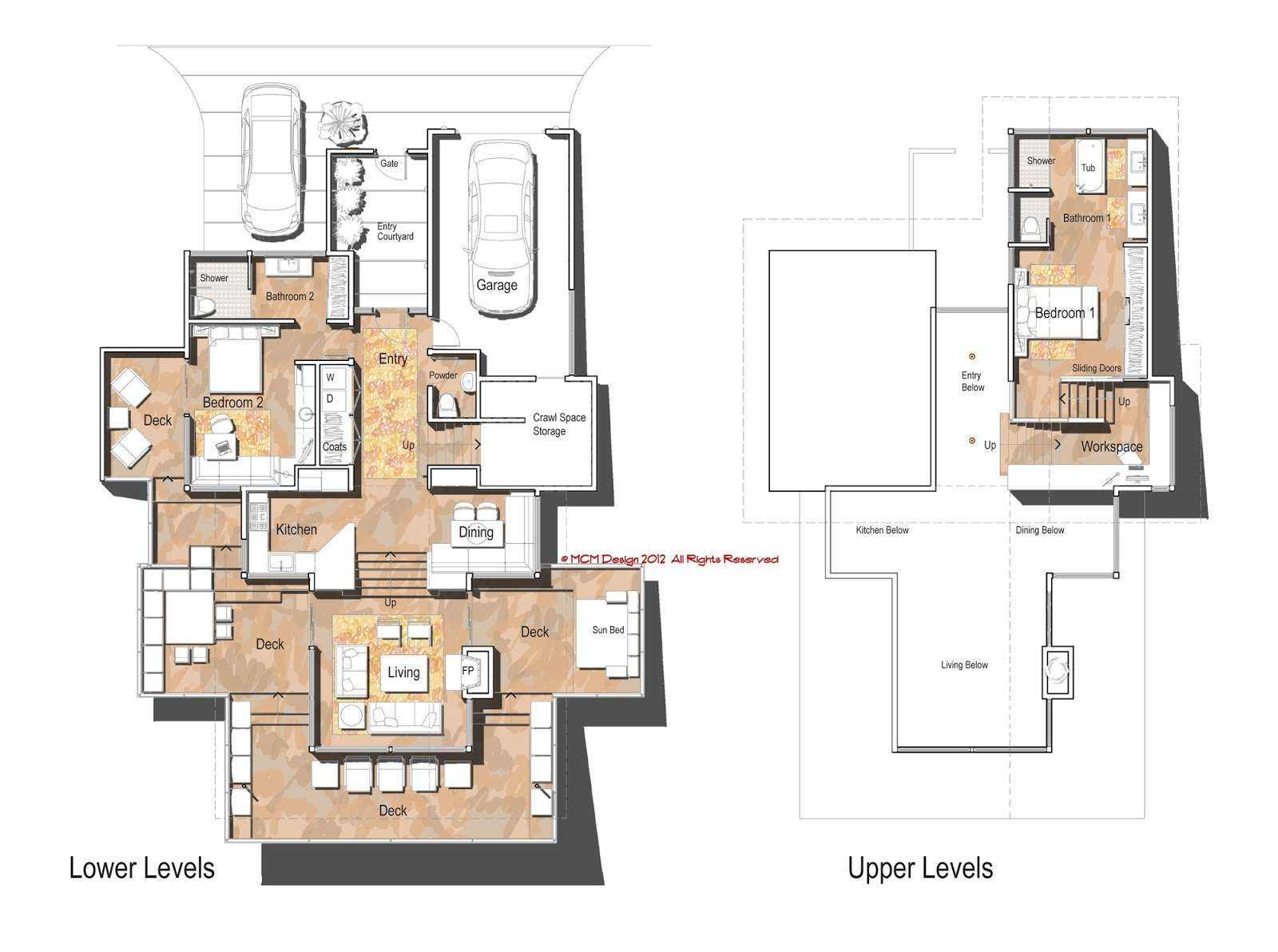 Modern Mansion Floor Plans House Plan