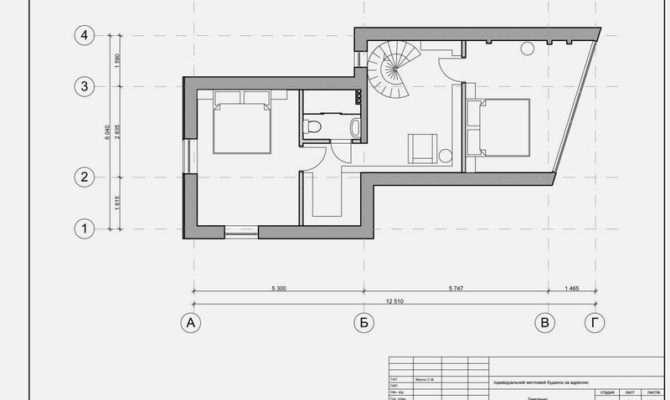 Modern Minimalist House Built Only Weekend Budget