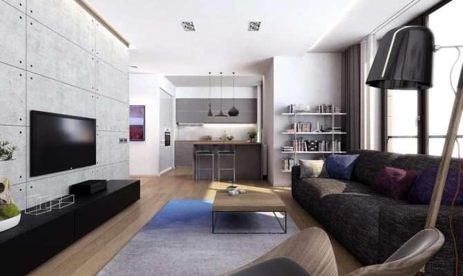 Modern Minimalist House Design Floor Very Graceful Home Plus