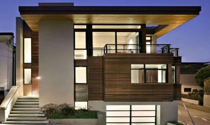 Modern Minimalist House Design Floor Very Plus Home
