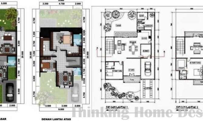 Modern Minimalist House Plans Design
