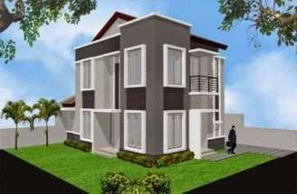 Modern Minimalist House Privileges Home Design