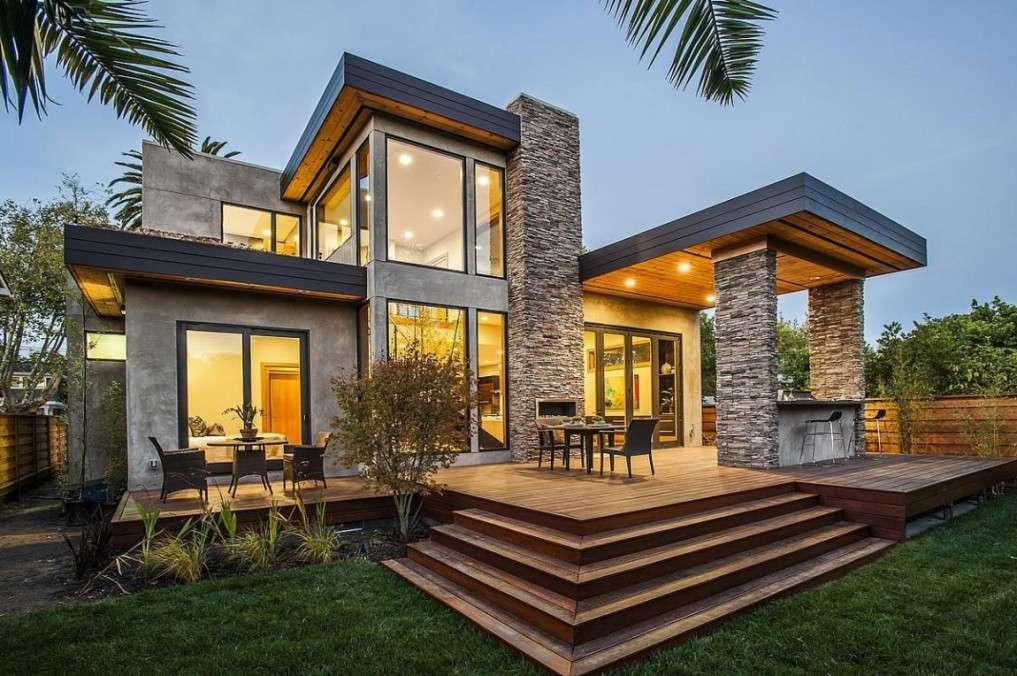 Modern Nice Large Window Designs Beautiful Homes