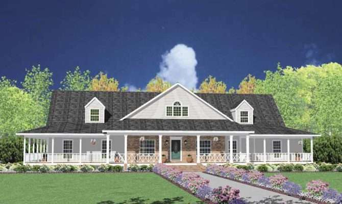 modern one story farmhouse plans www imgarcade com