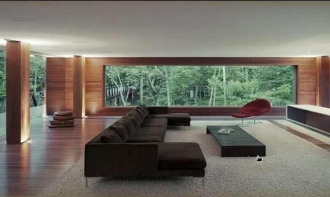 Modern Open Plan Interior Designs House
