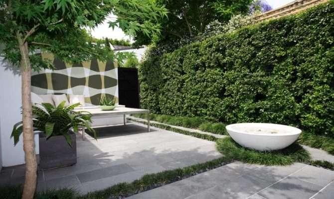 Modern Outdoor Courtyard Garden Landscape Designs Home Interior