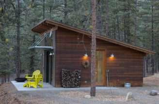 Modern Passive Solar Ranch House