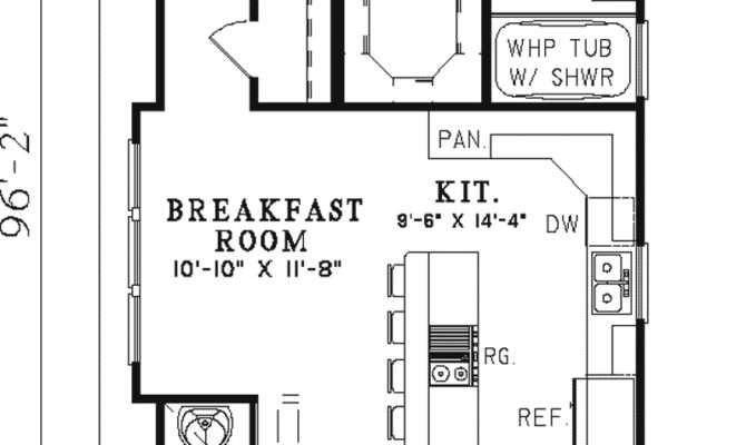 Modern Rectangular House Plans Homes Floor