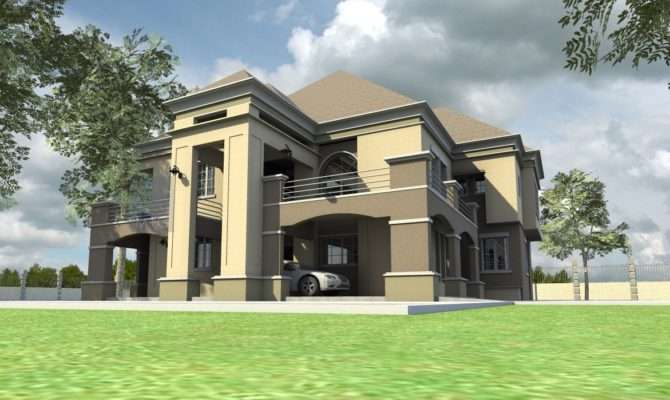 Modern Residential Architecture Brucall