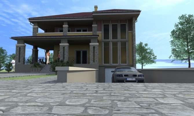 Modern Residential Homes Complex Designs Ideas Home Decorating