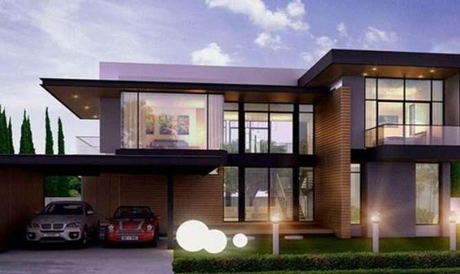 Modern Residential House Design