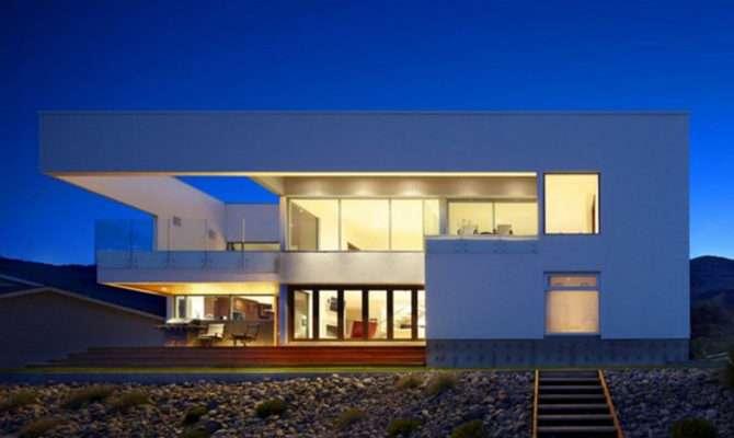 Modern Revolutionary Beach House Designs One Total Photographs