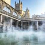 Modern Roman Bath Houses Spas Ancient Package Baths