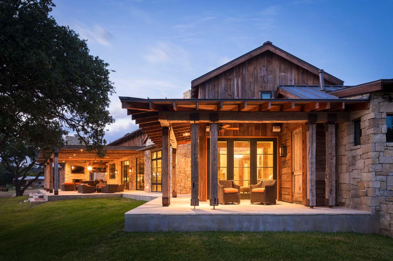 modern ranch home - HD1500×998