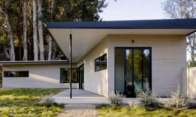 Modern Shaped House Simple Plan Design Many Benefits Home