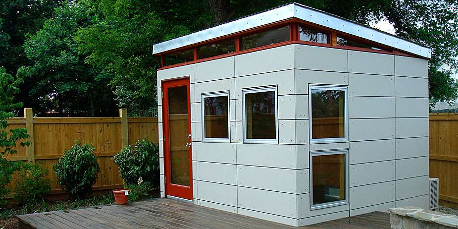 Modern Shed Designs Katy