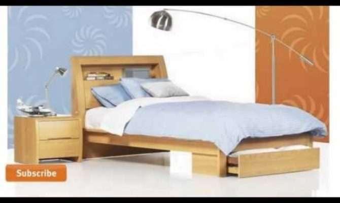 Modern Single Bed Designs Designed Your Residence