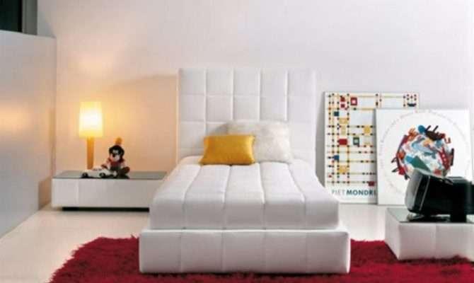 Modern Single Bed Designs New Interior Exterior Design