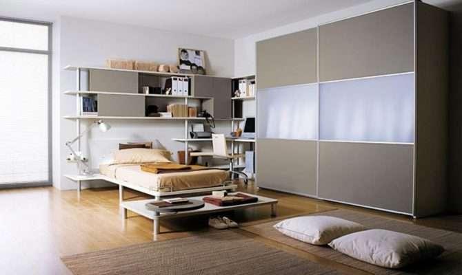 Modern Single Bedroom Designs Design Decorating