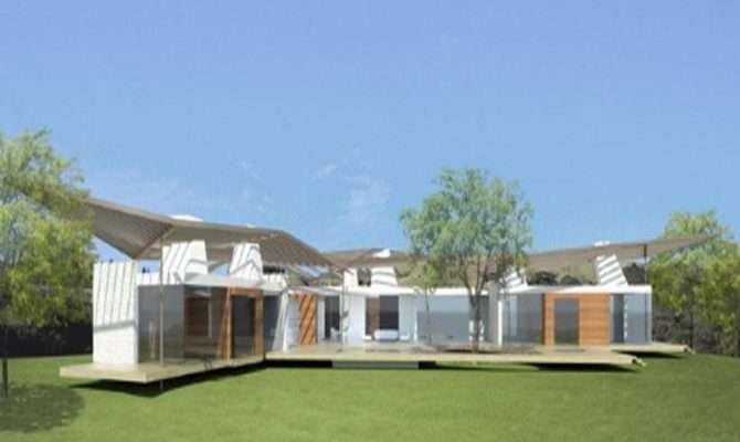 Modern Single Story House Plans Nice One Floor