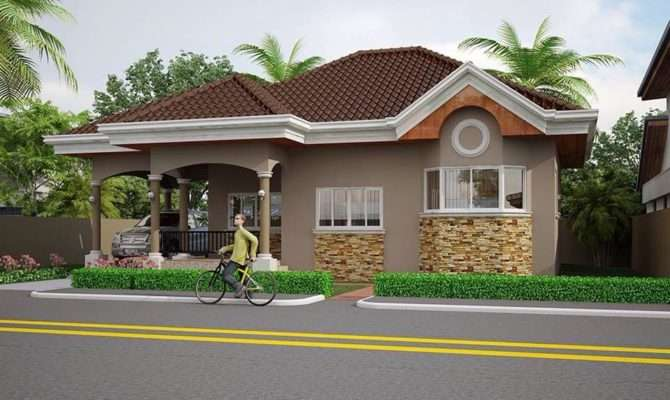 Modern Story House Designs Home Design Style