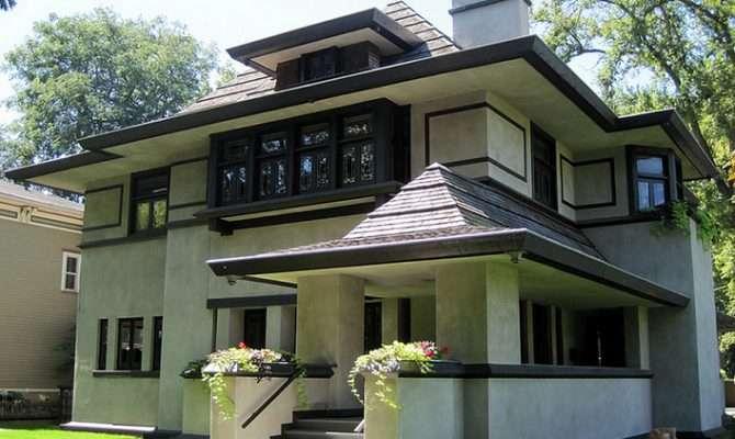 Modern Style Homes Characteristics Make Home
