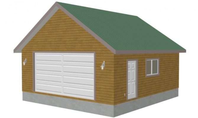 Modern Styles Amazing Small Detached Garage Plans Design Brick