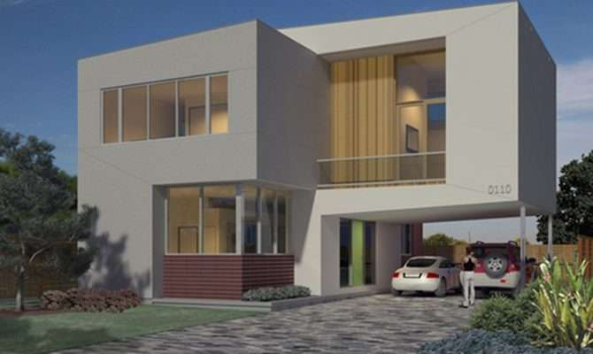 Modern Stylish Homes Front Designs Ideas Home Decor