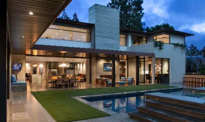 Modern Suburban Home California Rdm General