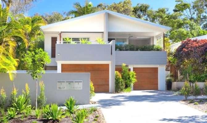 Modern Sunshine Beach Duplex Australia Designs Pinterest