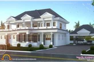 Modern Super Luxury Home Design Indian House Plans