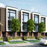 Modern Three Storey Luxury Townhomes Located Cypress