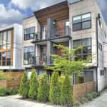 Modern Townhome