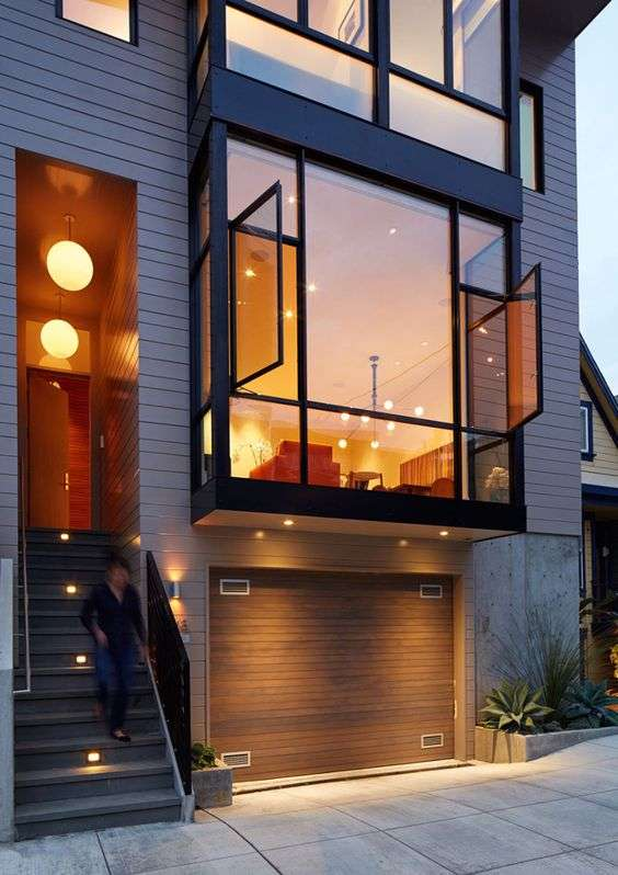 Modern Townhouse Design Benefits Homes Innovator