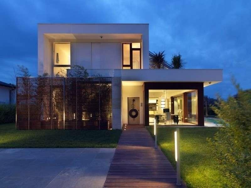 Modern Tropical House Design Singapore
