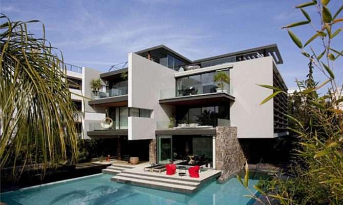 Modern Villas Architecture Designs Villa Design Ideas