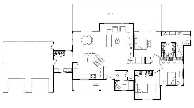 Modest Log Home Interior Design Plans Joy Studio