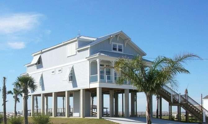 Modular Beach Homes Stilts Home Design Ideas