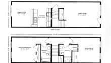Modular Duplex Townhouse