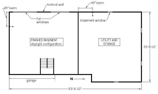 Modular Floor Plans Basement Garage House