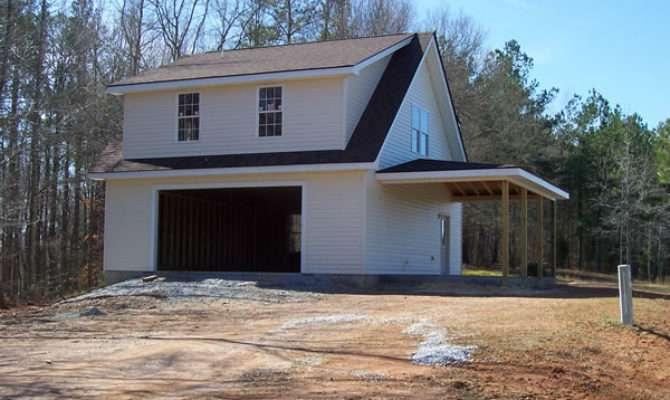 Modular Home Garage Apartment