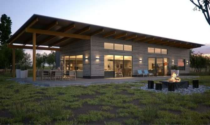 Modular Homes Manufactured House