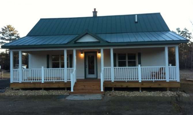Modular Homes Wrap Around Porches