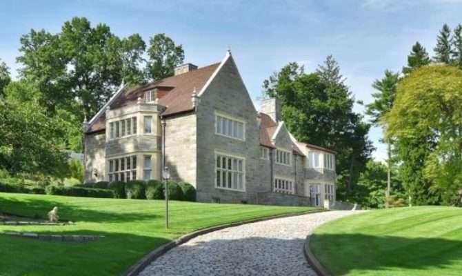 Montclair Wow House English Stone Manor Hits Market