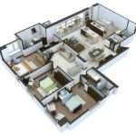 More Bedroom Floor Plans Architecture Design