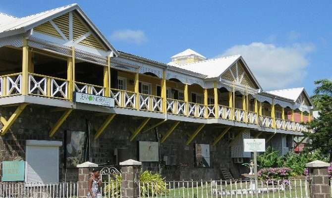 More Caribbean Architecture Travel Escapades