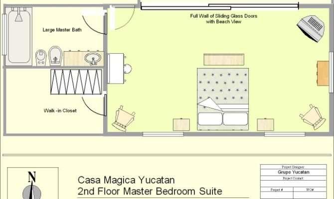 More Examples Floor Plans Room Master Bedroom Plan